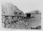 Sulphur mining at White Island, Bay of Plenty