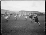 Petone versus Hutt rugby match