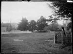 Queen Street, Ngaruawahia, 1910 - Photograph taken by Robert Stanley Fleming