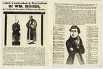 Trial, confession & execution of Wm Mobbs, at Aylesbury, for the murder of Thomas James Newbury. [1870]