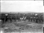 Bomb throwing at the New Zealand Divisional Sports, Authie