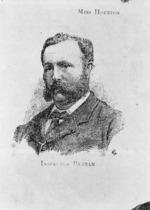 Inspector Broham, from the Hall-Huston murder case, Timaru