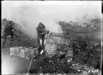 Recycling solder on the Western Front, World War I
