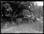 World War I New Zealand officers relax fishing