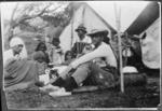 Typhoid camp, Maungapohatu