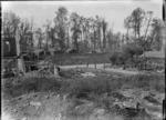 New Zealand Divisional Headquarters at Fremicourt, France, World War I