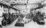 Workshop of the engineering company James J Niven and  Company, Napier