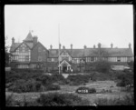 Forest Park, the New Zealand auxiliary hospital in Hampshire, World War I