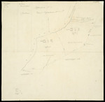 Buchanan, John Duncan Henry, 1902-1961 :Plan of Ngatarawa nos. 1 & 1a. [ms map]. Traced GDHB, [186-?]