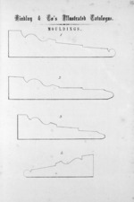 Findlay & Co. :Findlay and Co's illustrated catalogue. Mouldings [models] 1-4.  [1874].