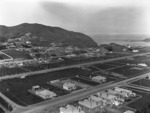Part 3 of a 4 part panorama of Island Bay, Wellington
