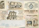 F W Niven & Co. :J B Innes; Lysaght's galvanised corrugated iron; Australian Mutual Provident Society; T Shields, tailor [ca 1893]