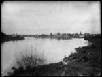 River scene at Ngaruawahia