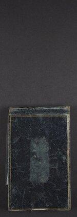 Blackett, John  1818-1893 : Notebook