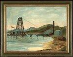 Huddlestone, W, fl 1897-1899 :Hauraki Main Lodes Mine Coromandel, N.Z. [18]98