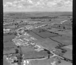 Outskirsts of Hamilton and surrounding farmland, Waikato District