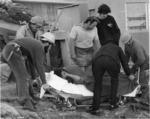 Building site accident. 1971.tif