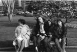 Crowded Bench, Albert Park 1972.tif