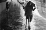 Rain, Improvised cover. Symond St 1970.tif