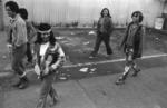 Tough kids, southern suburbs. 1973.tif
