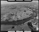 St Andrew's golf links, showing Waikato River, Hamilton
