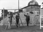 Meteorological enclosure, Kelburn, Wellington.