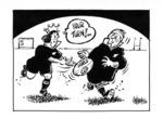 Hubbard, Jim, 1949- :Your turn! 18 May 1998.