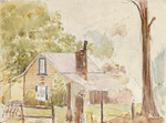 [Haylock, Arthur Lagden]  1860-1948 :Mill Cottage Grehan Valley Akaroa  [1919?]