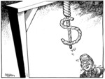 [Winston Peters and the gallows] 27 August, 2008