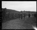 Women's Auxiliary Army race at a New Zealand camp in England