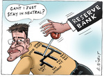 """""""Can't I just stay in neutral?"""" Reserve Bank. 21 August, 2004"""