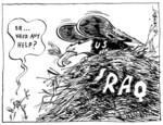 Nisbet, Al, 1958- :Er... Need any help? Christchurch Press, [ca 31 May, 2003].