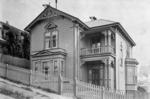 House on Ingestre Street, Wellington