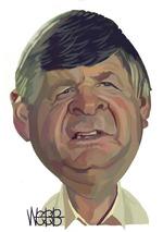 Webb, Murray 1947-:Glenn Turner (circa 1997-1999).