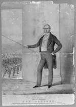 Black, G. B.  fl 1840s-1850s :S. C. Brees, C. E. late of Wellington, New Zealand - [London  1849 or 1850?]