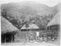 Unidentified group, Pago Pago, Tutuila, American Samoa