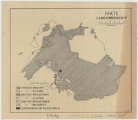 Efate : land ownership