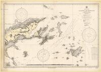 Eastern archipelago, Fiji islands, South Pacific Ocean (northern portion) Hydrographic Office, U.S. Navy