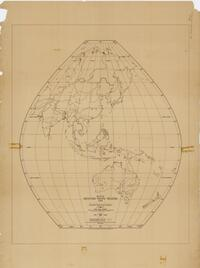 Map of the Western Pacific regions showing / compiled and drawn by the National Mapping Section, Department of the Interior, Canberra , A.C.T