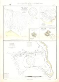Islands and anchorages in the Gilbert Group, Pacific Ocean / Hydrographic Office, U.S. Navy