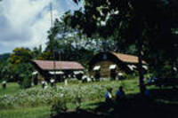 Tavii [Tavui] Girls' Residential School, Rabaul District, [Papua New Guinea, c1953 to 1969]