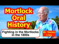 Account of Fighting in the Mortlocks in the 1800s