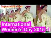 The International Women's Day on Sapwuahfik Atoll, Micronesia, 2015 (1)