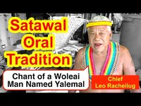 Chant of a Woleai Man Named Yalemal