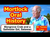 Tale of a Mangrove Crab and a Saltwater Eel, Satawan
