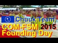 Chuuk Team, College of Micronesia-FSM Founding Day 2015