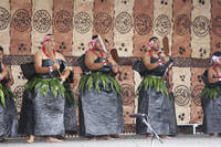 Tongan Stage, ASB Polyfest, 2016.
