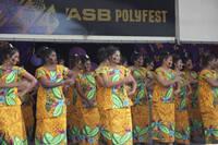 Fijian meke dance, ASB Polyfest.