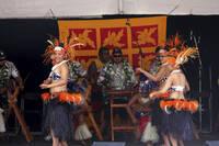 Tahitian dance, Pasifika Festival.