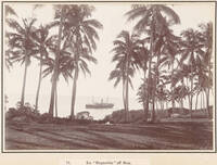 SS Mapourika off Niue, 1903